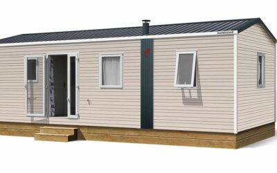 Rapidhome Lodge 872 – Neuf – Gamme locative – 3 chambres – Collection 2021