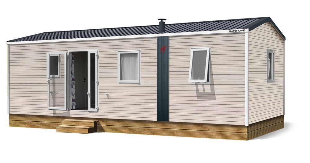 Rapidhome Lodge 872 - Neuf - Gamme locative - Zen Mobil homes