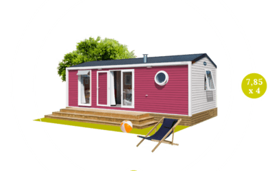 O'HARA 784 2CH – Mobil home neuf – Gamme LOCATIVE