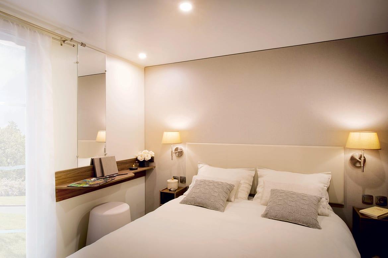 Irm long island 3 mobil home neuf residentiel zen for Mobil home louisiane 3 chambres prix
