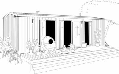 O'HARA 865 2SDB – 2022 – Mobil home Neuf – 2 Chambres – Collection 2022