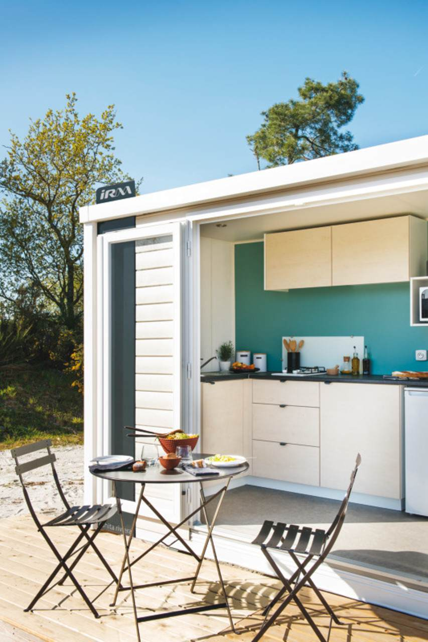 Irm Cahita Riviera – Mobil home Neuf – 1 Chambres – Collection 2021