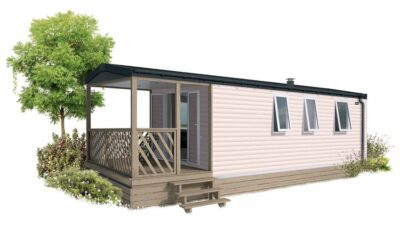 IRM LOGGIA BAY – 2022 – Mobil Home NEUF – GAMME LOGGIA – 2 Chambres – Collection 2022