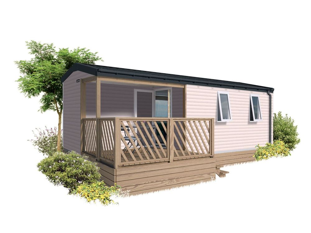 IRM LOGGIA COMPACT – MOBIL HOME NEUF- LOGGIA – 2 Chambres – Collection 2022