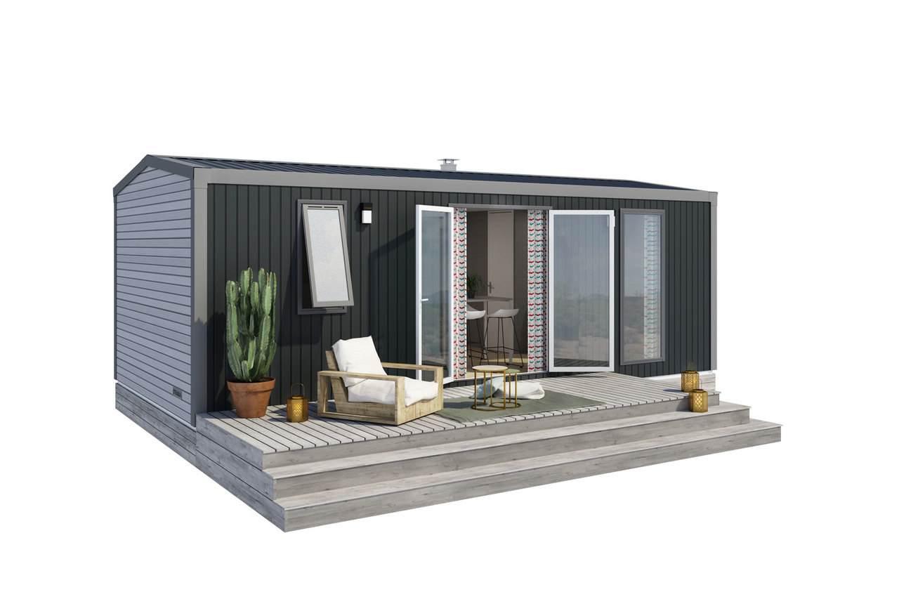 OHARA 804 2CH - 2020 - Mobil home Neuf - Zen Mobil homes
