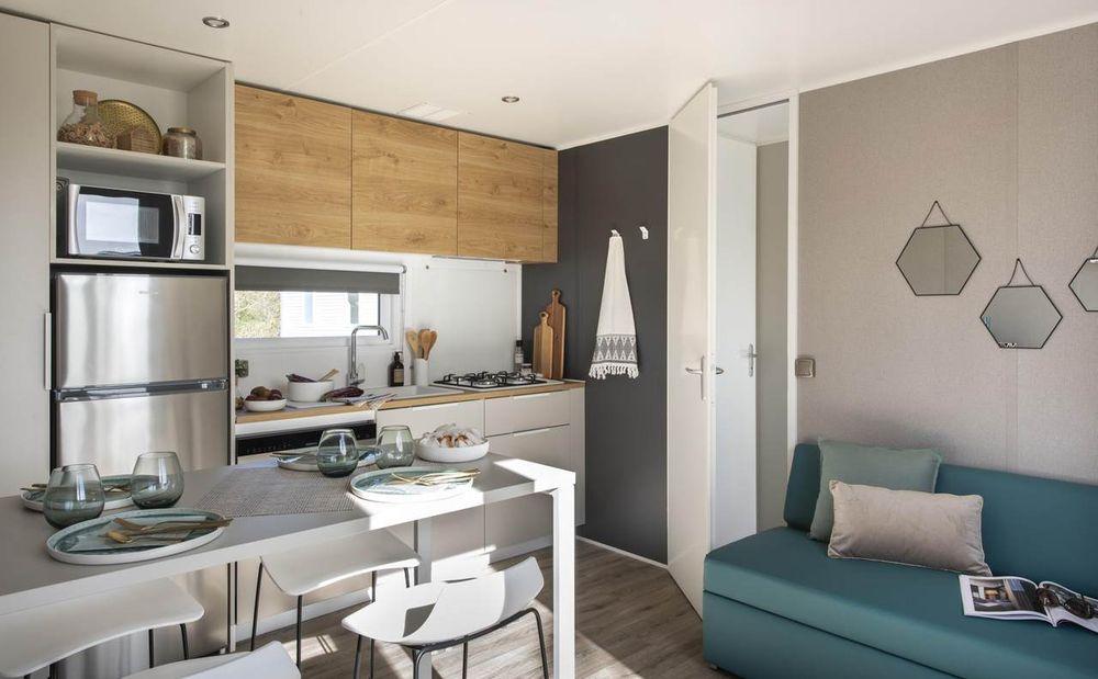 O'HARA 865 2SDB - 2021 - Mobil home Neuf - Zen Mobil homes