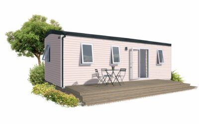 IRM SUPER TITANIA 3 – 2022 – Mobil home Neuf – 3 Chambres – Collection 2022