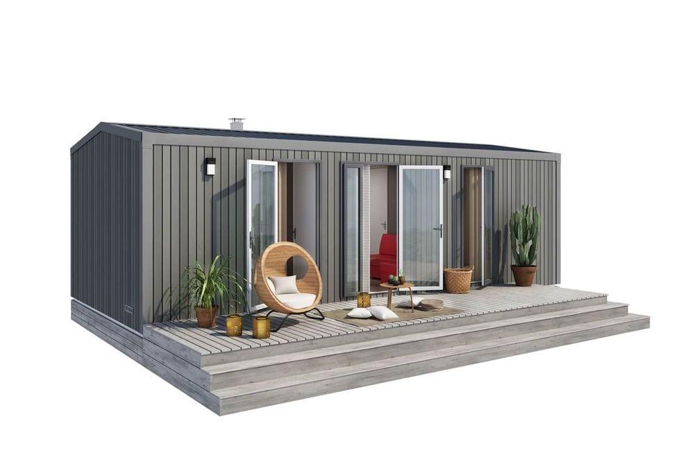O'HARA 865 2SDB - 2020 - Mobil home Neuf - Zen Mobil homes
