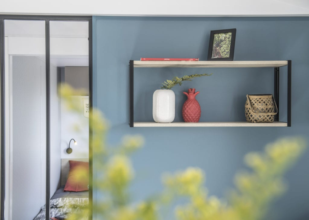 Louisiane Corail - Mobil home neuf - Vacance - 2019 - Zen Mobil homes