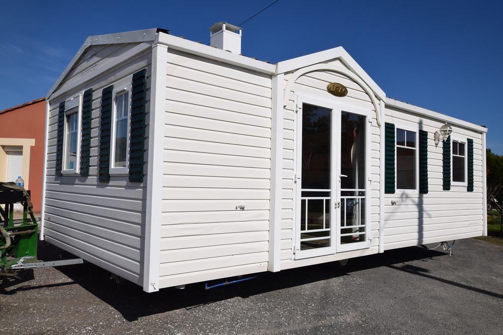 Irm Super Titania - 2006 - Mobil home d'occasion - Zen Mobil homes