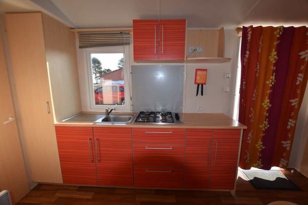 Irm Titania - 2008 - Mobil home d'occasion - 6 500€ - Zen Mobil homes