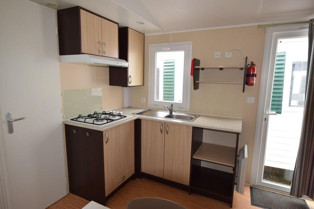 Trigano Evo - 2010 - Mobil home d'occasion - 8 000€ - Zen Mobil homes