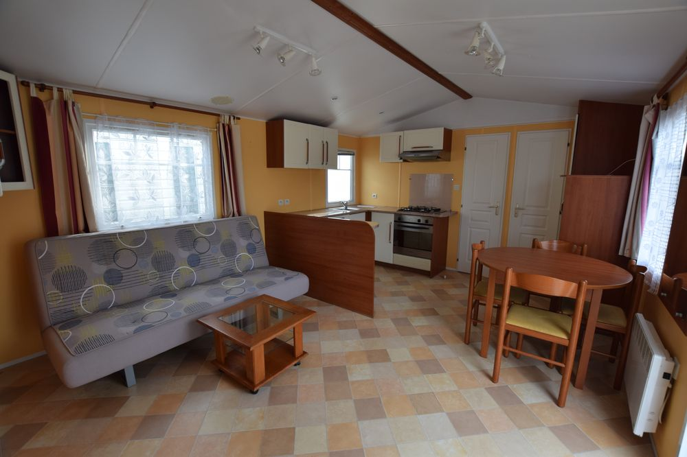 Irm Rubis - 2005 - Mobil home d'occasion - 9 500€ - Zen Mobil homes