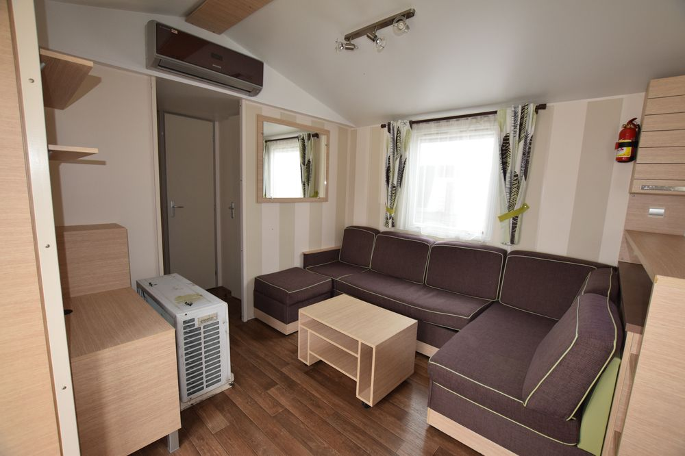 Irm Apollon - 2010 - Mobil home d'occasion - 19 000€ - Zen Mobil homes