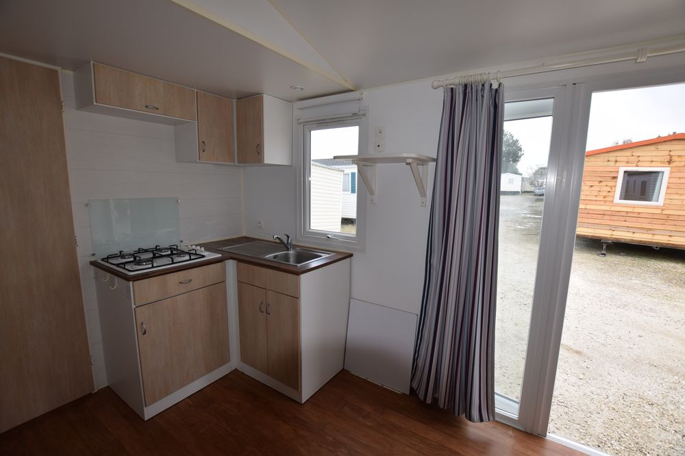 Ohara 92 - 2005 - Mobil home d'occasion - 6 000€ - Zen Mobil homes