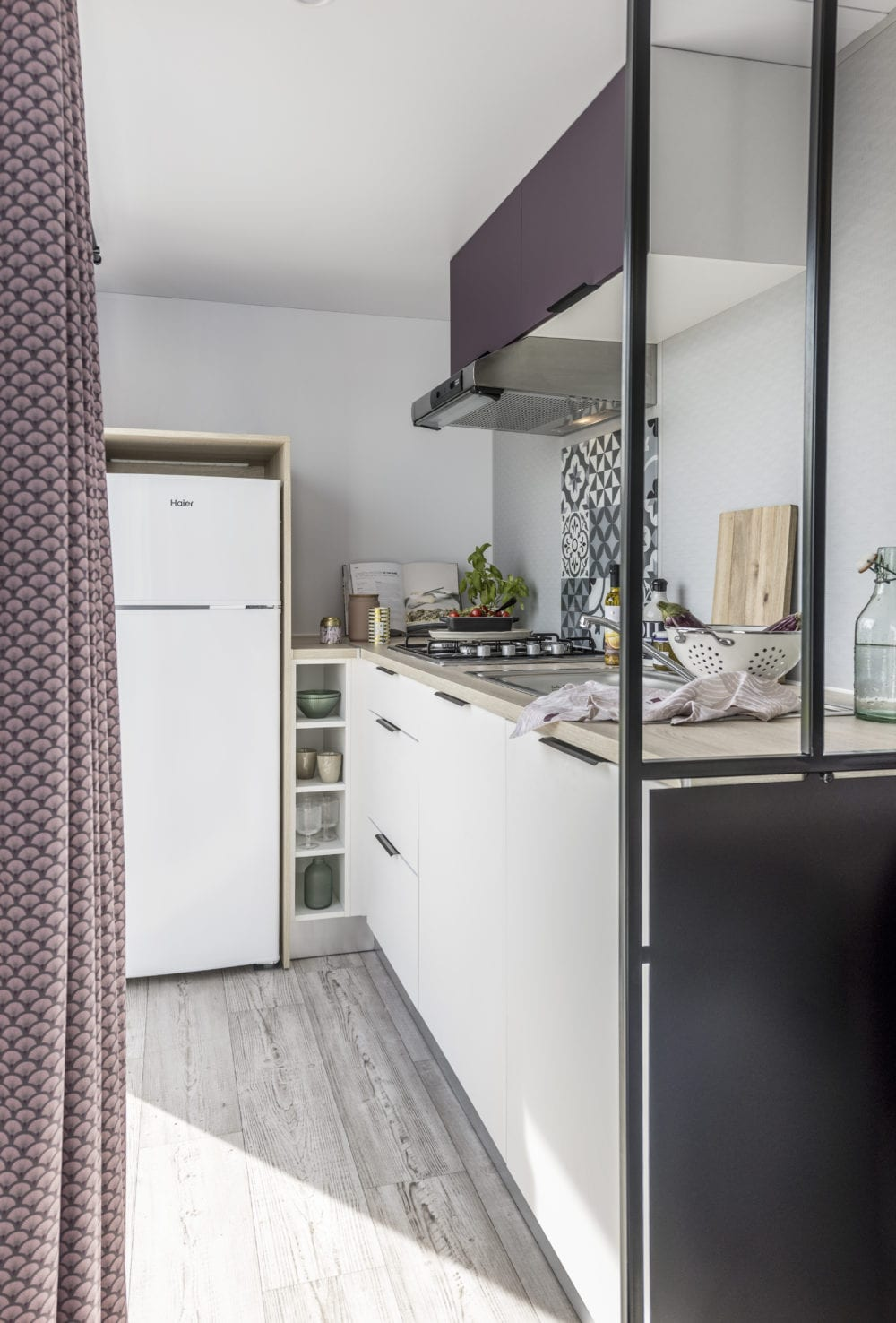 Louisiane grand large 3 - Mobil neuf - Vacance - 2019 - Zen Mobil homes