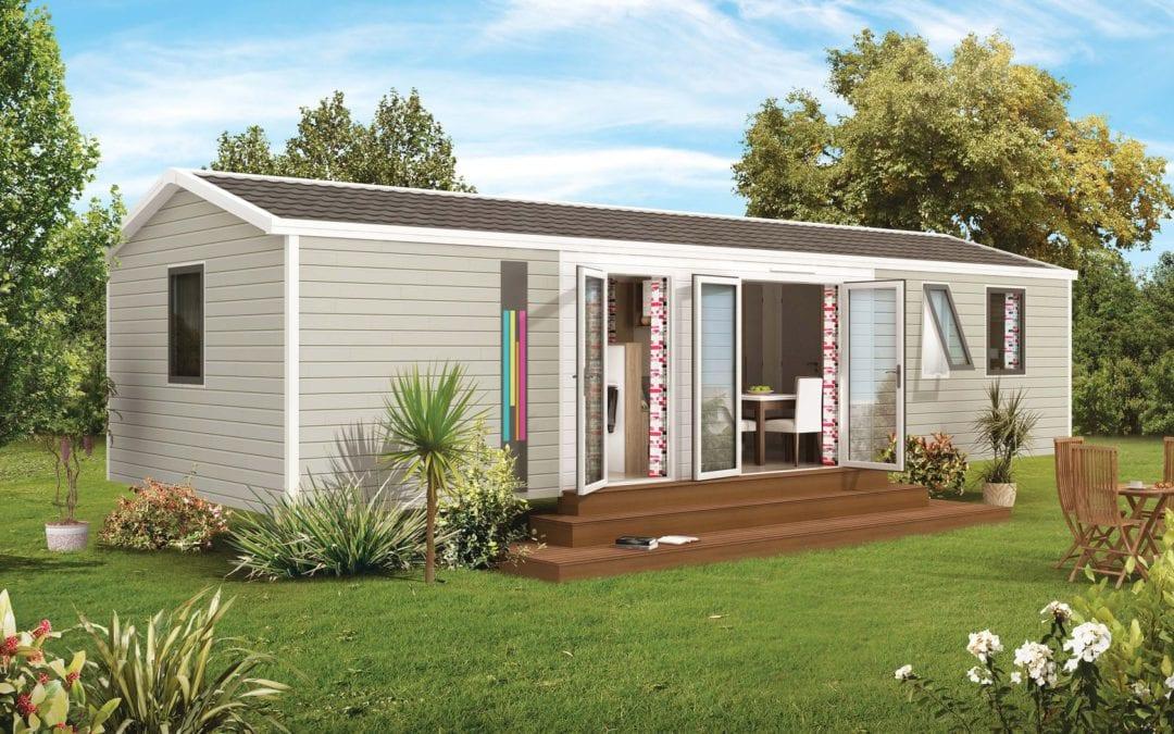 RIDOREV GENOA TRIO ESPACE – Mobil home neuf – RESIDENTIEL