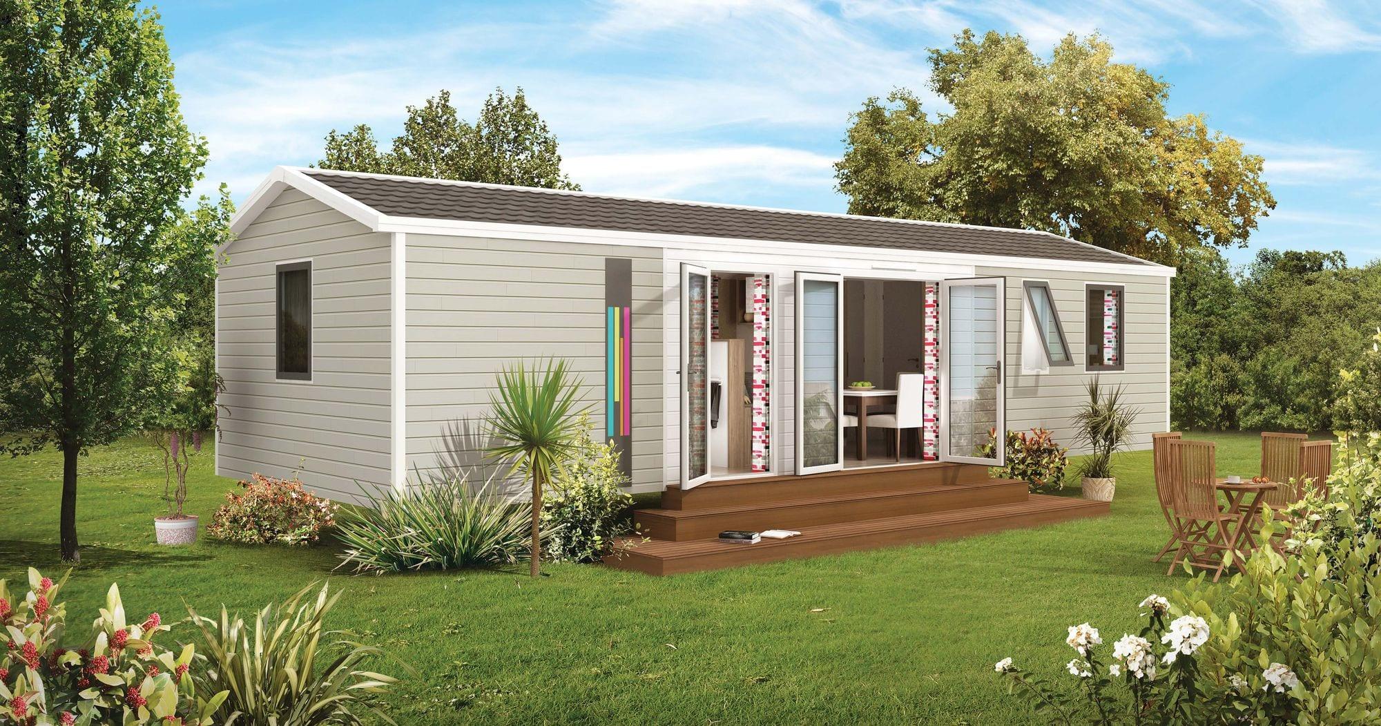 ridorev genoa trio espace mobil home neuf residentiel. Black Bedroom Furniture Sets. Home Design Ideas