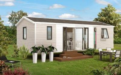 RIDOREV NIRVANA TRIO – Mobil home neuf – Gamme Essentiels