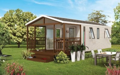 RIDOREV PANAMA DUO – Mobil home neuf – Gamme Panoramique