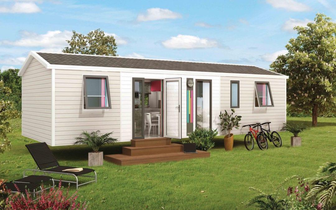 RIDOREV SANTA FE TRIO ESPACE – Mobil home neuf – Gamme Essentiels – Nouveauté 2017