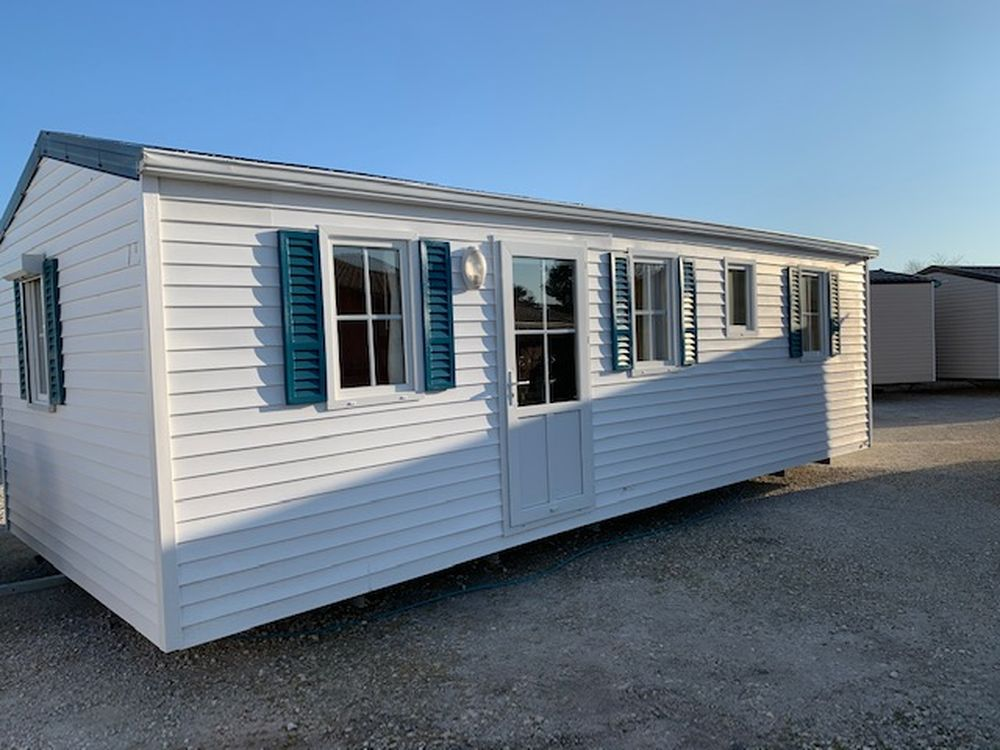 O'Hara 8.30 - 2008 - Mobil home d'occasion - 7 500€ - Zen Mobil homes
