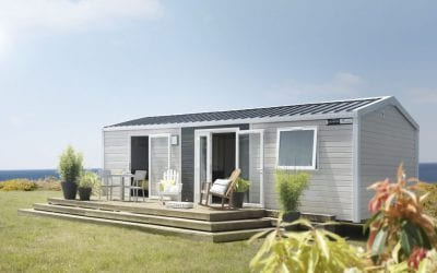 LOUISIANE IROISE – Mobil home Neuf – Vacance Privilège – 2 chambres –  Collection 2019