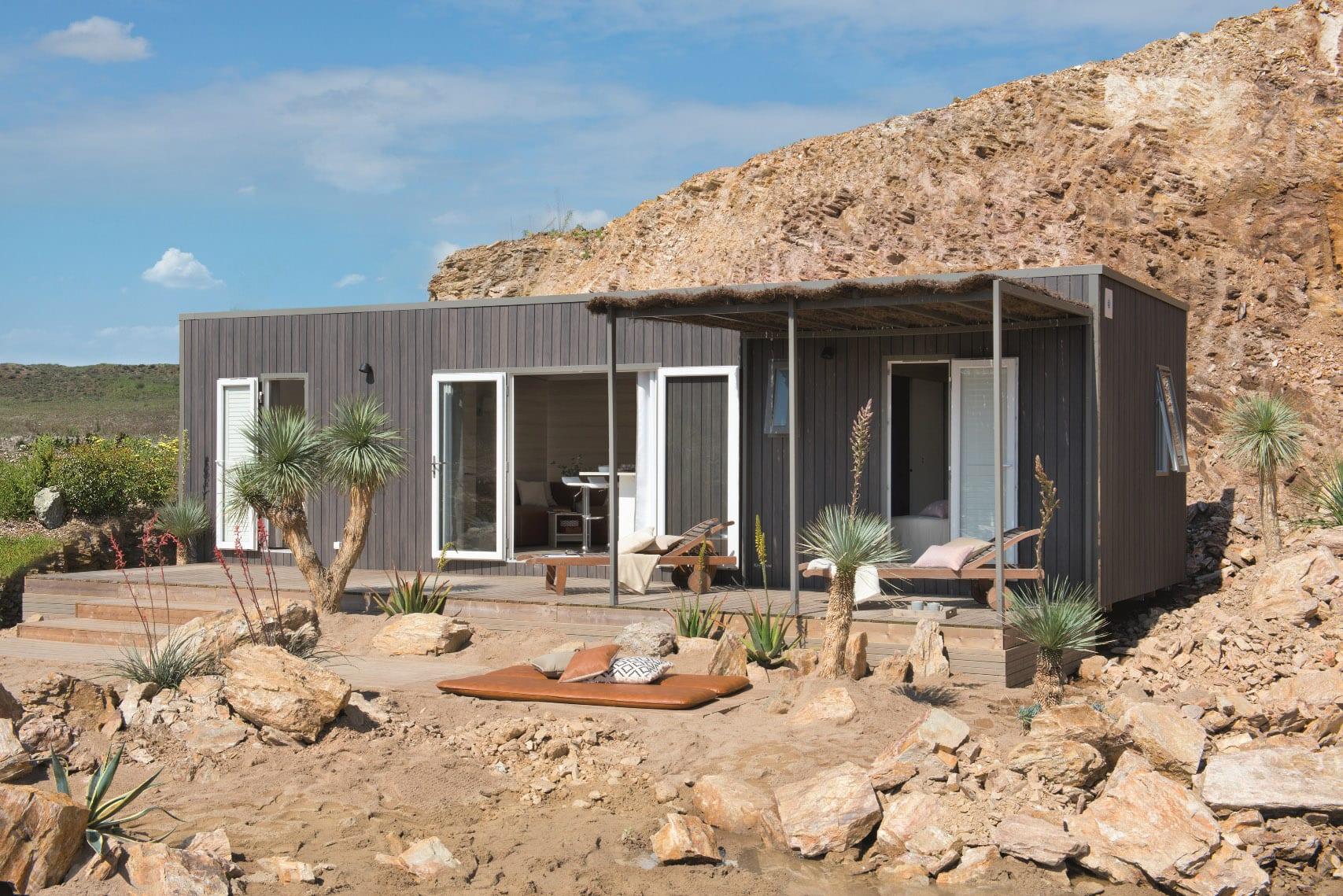 key west 2ch mobil home neuf residentiel zen mobil homes. Black Bedroom Furniture Sets. Home Design Ideas