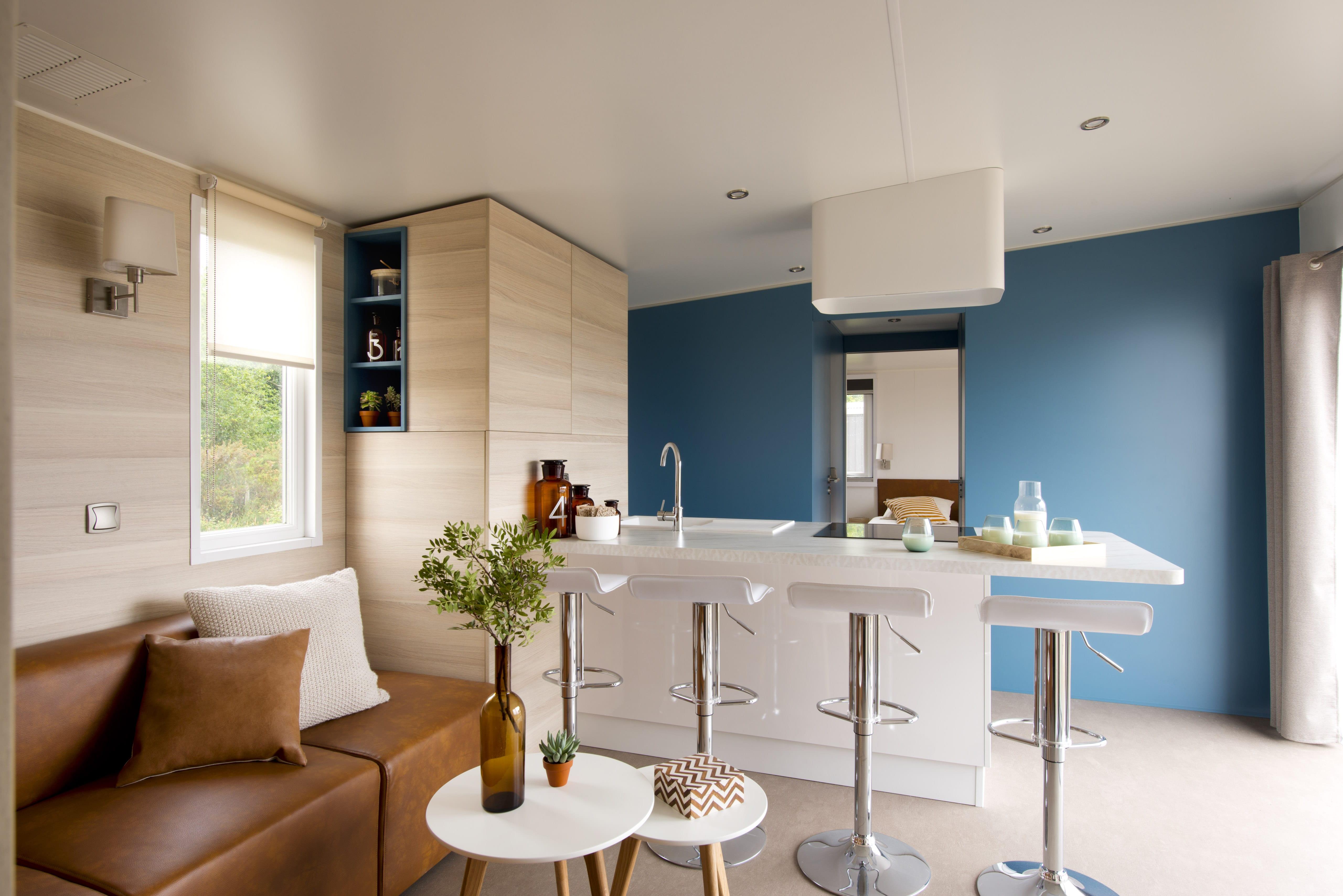 KEY WEST 2CH - Mobil home neuf - RESIDENTIEL - Zen Mobil homes