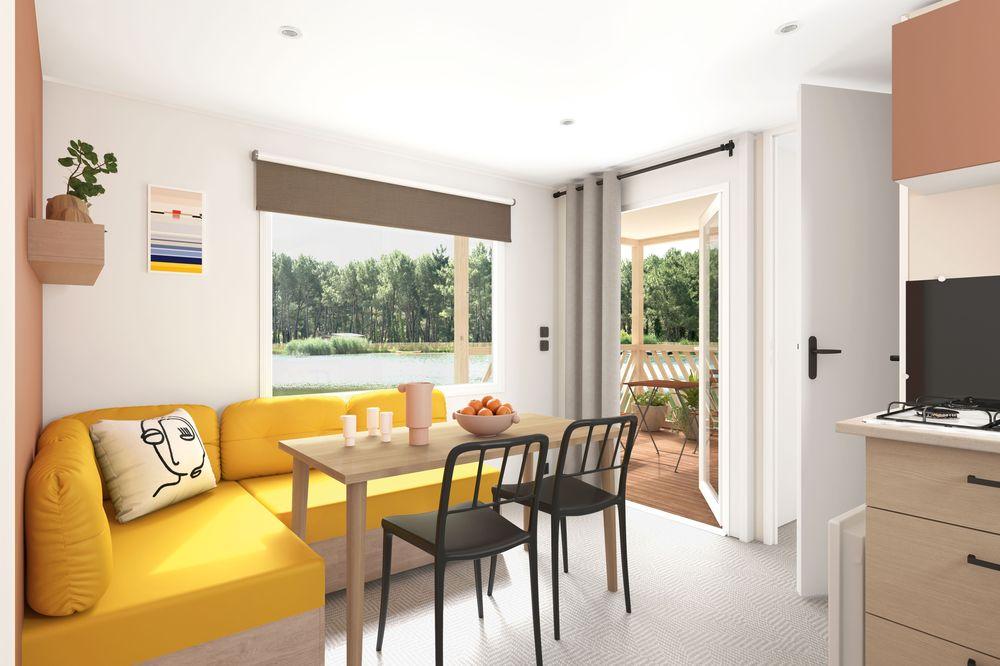 IRM LOGGIA 2 - 2021 - Mobil Home Neuf - Zen Mobil homes