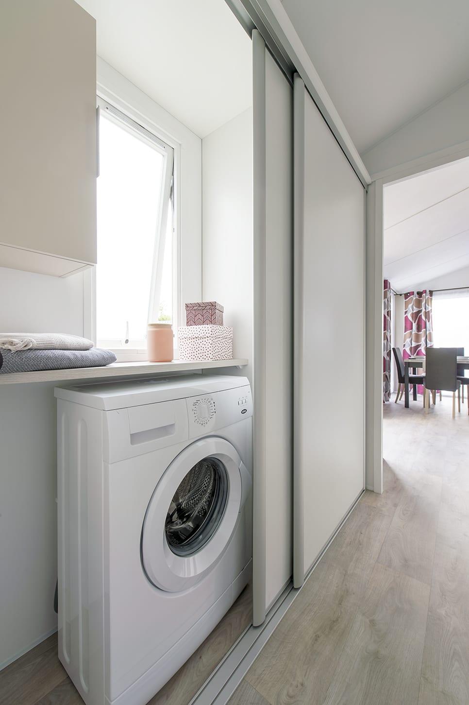 empalcement machine à laver