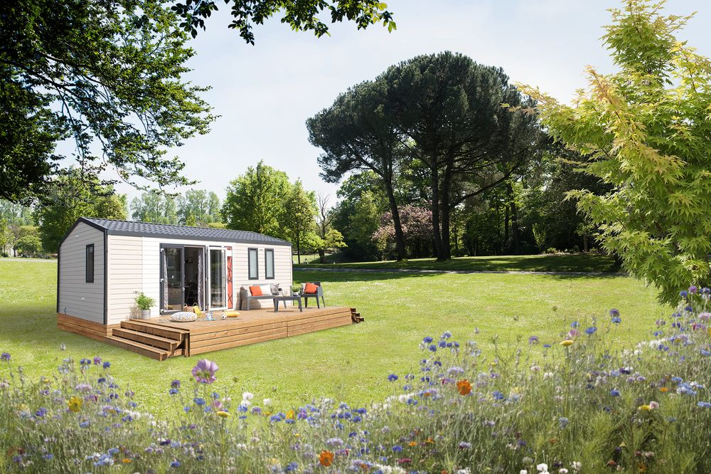 RIDOREV BAHIA DUO COMPACT – Mobil home neuf – 2 chambres –  Collection 2020