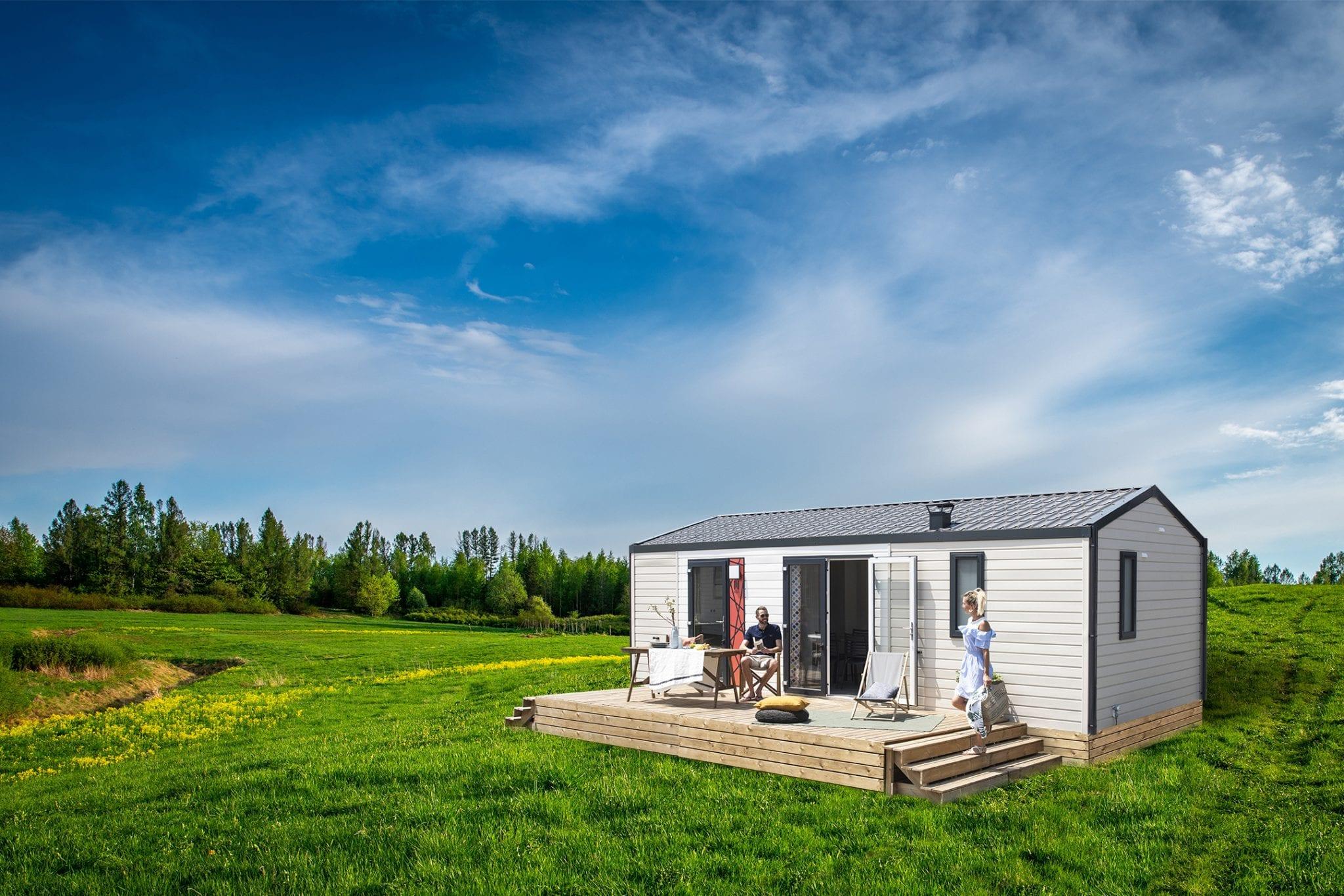 RIDOREV BAHIA DUO - Mobil home neuf - 2020 - Zen Mobil homes