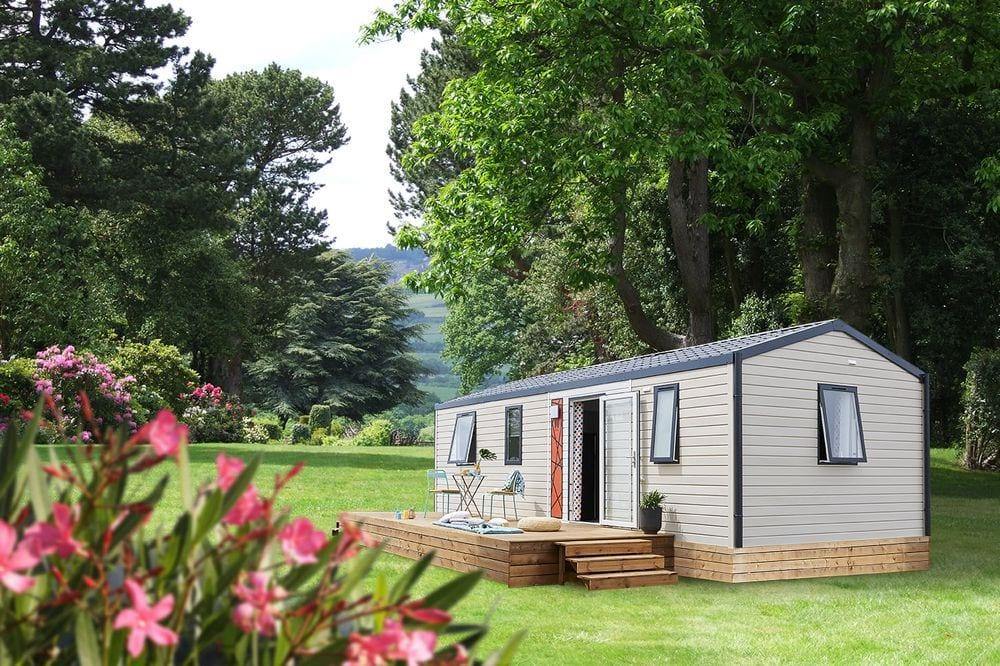 RIDOREV BERMUDES TRIO – Mobil home neuf – Confort – 3 chambres – Collection 2020