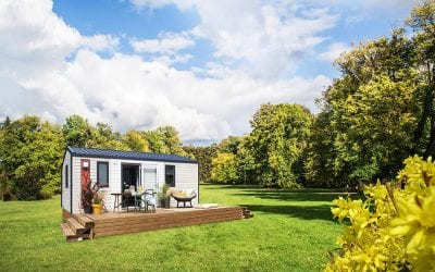 RIDOREV BIKINI DUO – Mobil home Neuf – Confort – 2 chambres – Nouveauté 2020