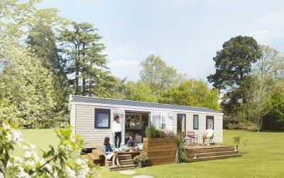 RIDOREV GENOA TRIO ESPACE – Mobil home neuf – RESIDENTIEL – 3 Chambres – Collection 2019