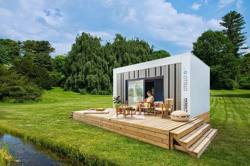 RIDOREV OTELLO SOLO – Mobil home neuf – Gamme Alternatifs – 1 chambres – Collection 2020