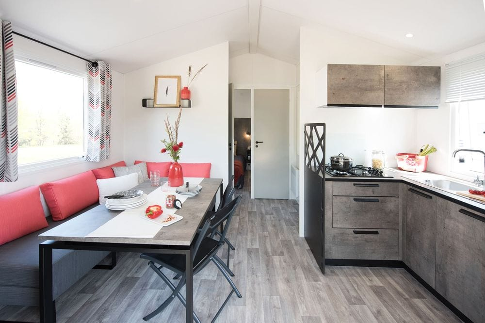 RIDOREV PANAMA DUO - Mobil home neuf - 2020 - Zen Mobil homes