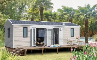 RIDOREV SANTAFÉ DUO – Mobil home neuf – Gamme Essentiels – 2 chambres – Collection 2019