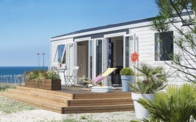 Louisiane Oman – Mobil home Neuf – Gamme Vacance – 4 chambres – Collection 2019