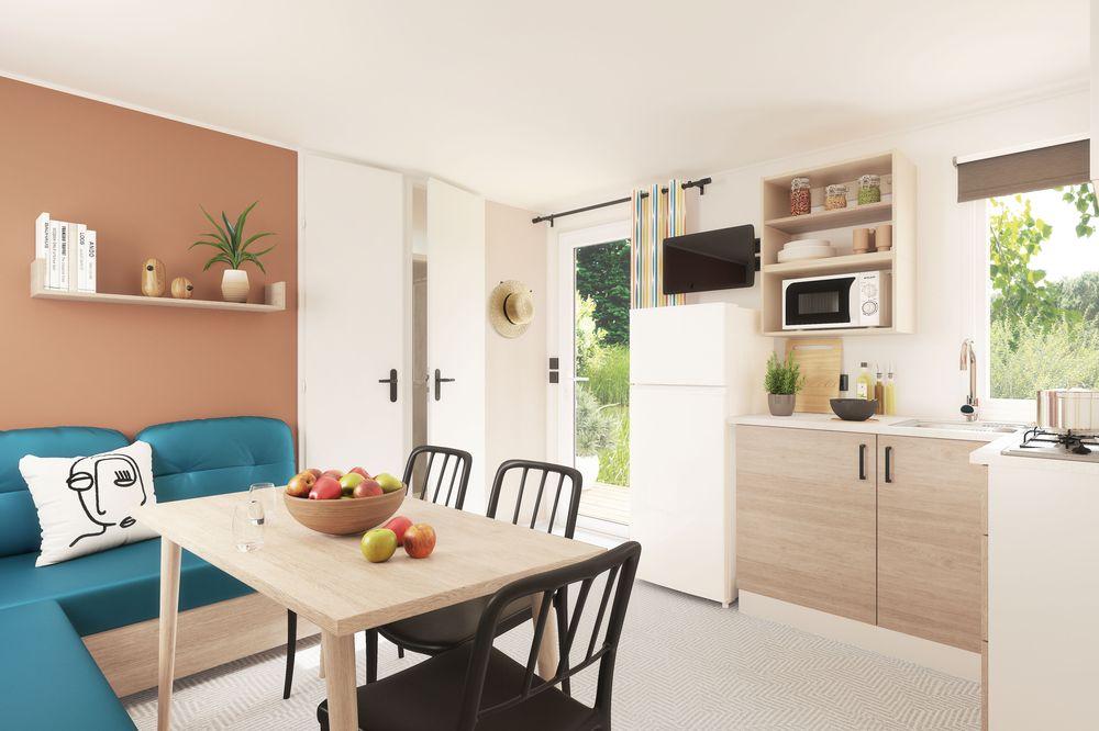 IRM SUPER TITANIA 3 - 2021 - Mobil home Neuf - Zen mobil homes