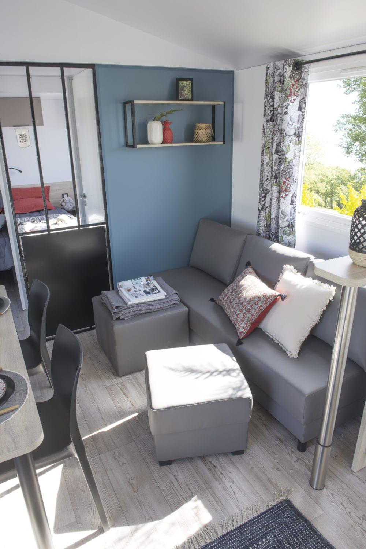 Louisiane Tamaris - Mobil home neuf - Vacance - 2019 - Zen Mobil homes