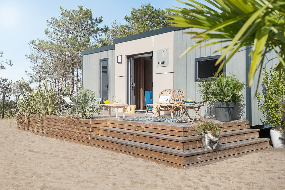 Louisiane Taos F4R – Mobil home neuf – Taos Résidentiel – 2 chambres – Collection 2021