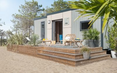 Louisiane Taos F4R – Mobil home neuf – Taos Résidentiel – 2 chambres – Collection 2019