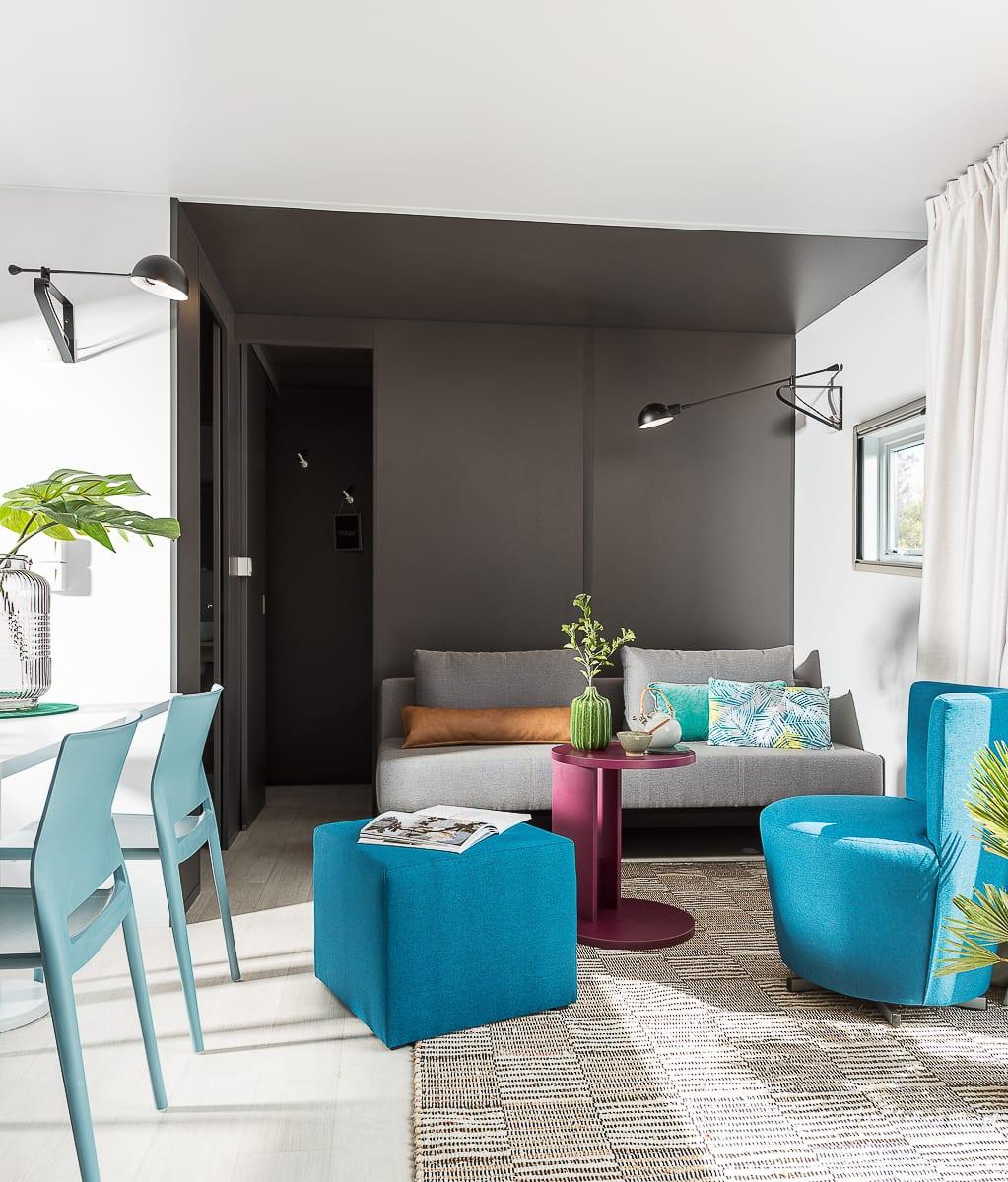 Louisiane Taos F6R - mobil home neuf - Rés - 2019 - Zen Mobil homes