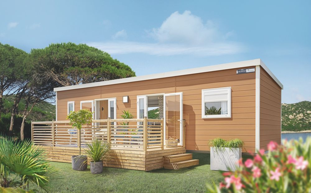 Louisiane Caraibes – Mobil home Neuf – Vacance Privilège – 3 chambres – Collection 2021