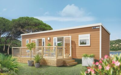 Louisiane Caraibes – Mobil home Neuf – Vacance – 3 chambres – Collection 2021