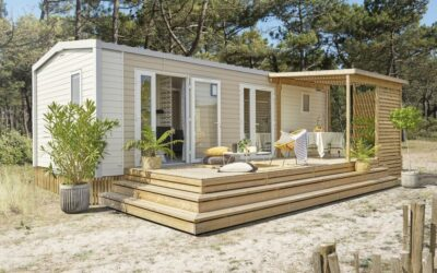 Louisiane Grand Large 2 – Mobil home Neuf – Vacance – 2 chambres – Collection 2021