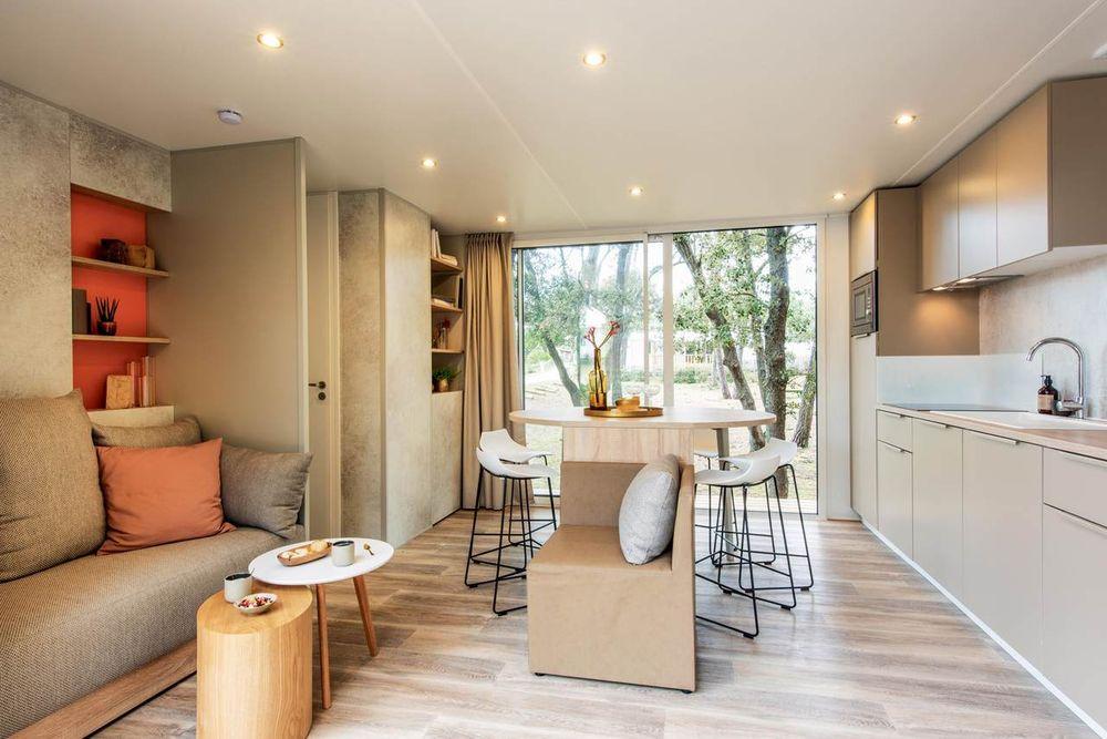 OHARA KEY WEST 2 - 2021 - Mobil home Neuf - Zen Mobil homes