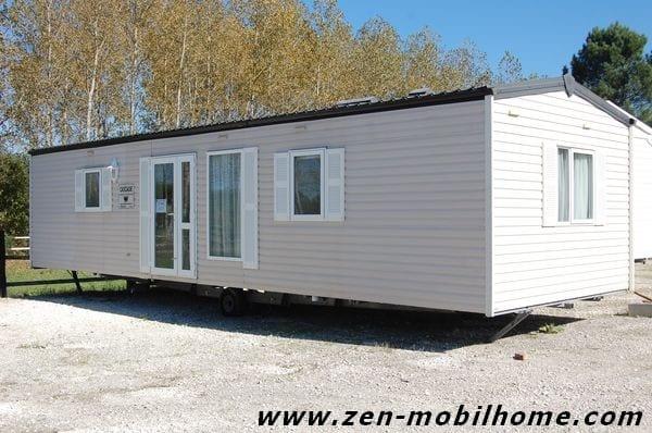Cosalt Cascade - 2007 - Mobil home d'occ - 13 500€ - Zen Mobil home